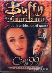 Class of '99 Villain Unlimited Starter Deck