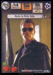 Hasta La Vista, Baby