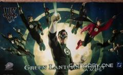 Playmat DGL Green Lantern Corps