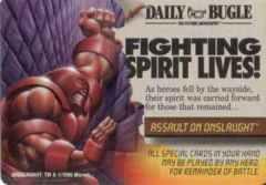 Mission: Event Assault on Onslaught: Fighting Spirit Lives