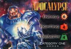APOCALYPSE OP PLACARD HERO