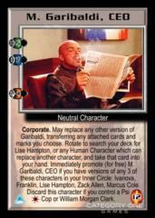 M. Garibaldi CEO