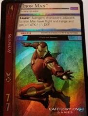 Iron Man, Tony Stark (Stacker)