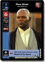 Mace Windu, Jedi Warrior