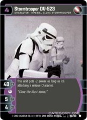Stormtrooper DV-523 - Foil