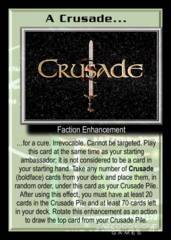 A Crusade... (for a cure)