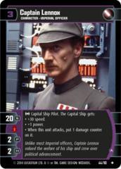 Captain Lennox (A)