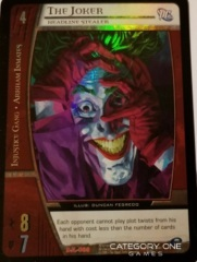 The Joker, Headline Stealer (EA)