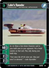 Luke's Speeder (B)