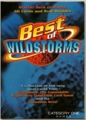 Best of Wildstorms Starter Deck