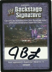 Backstage Signature - JBL