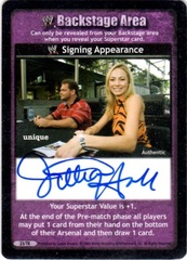 Signing Appearance - Jillian Hall
