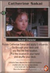 Catherine Sakai