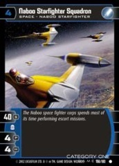 Naboo Starfighter Squadron - Foil