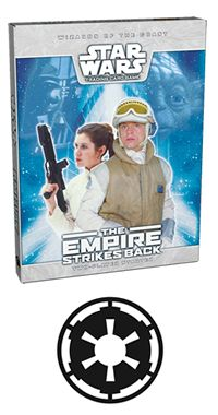 The Empire Strikes Back (TESB) Two Player Starter Deck