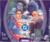 DC Superman Man of Steel Booster Box
