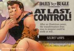 Mission: Event Secret Wars: At Last, Control