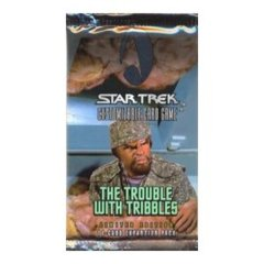 The Trouble with Tribbles Booster Pack