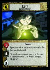 Lyra, Upstart Alchemist