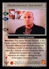 Disillusioned Garibaldi