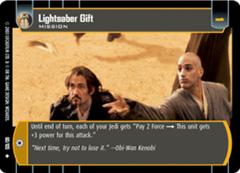 Lightsaber Gift