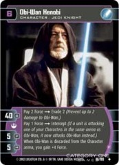 Obi-Wan Kenobi (F) - Foil