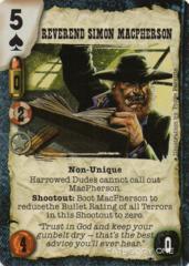 Reverend Simon Macpherson (Spade)