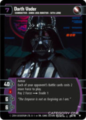 Darth Vader (N) - Foil