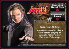 Revolution Jeff Hardy Face Card