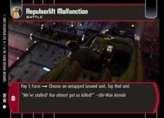 Repulsorlift Malfunction