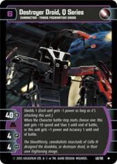 Destroyer Droid, Q Series