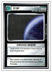 Atmospheric Ionization [White Border Alpha]