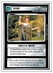 Goddess Of Empathy [White Border Alpha]