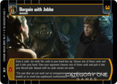 Bargain with Jabba - Foil