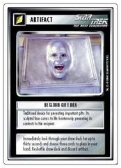 Betazoid Gift Box [White Border Alpha]