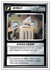 Interphase Generator [White Border Alpha]