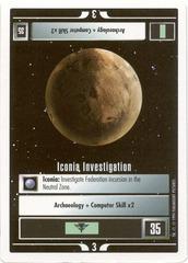 Iconia Investigation [White Border Alpha]