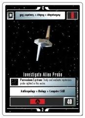 Investigate Alien Probe [White Border Alpha]
