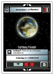 Sarthong Plunder [White Border Alpha]