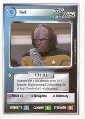 Worf [White Border Alpha]