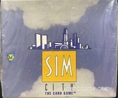 Sim City TCG - Booster Box