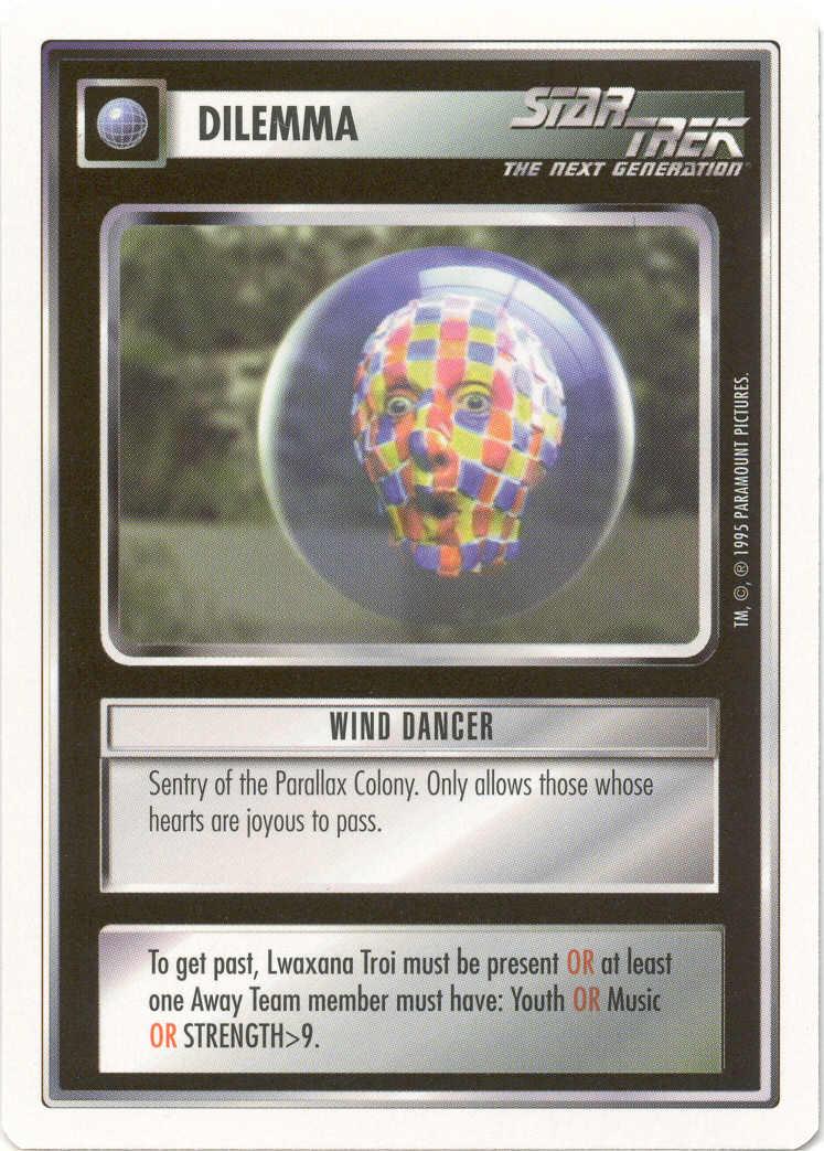 Wind Dancer [White Border Beta]