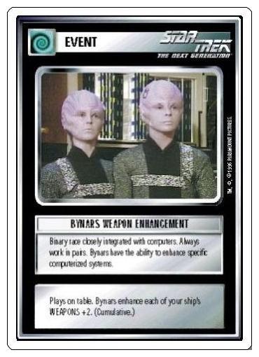 Bynars Weapon Enhancement [White Border Beta]