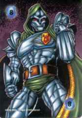 Power Card: Intellect 8 Doom 2099