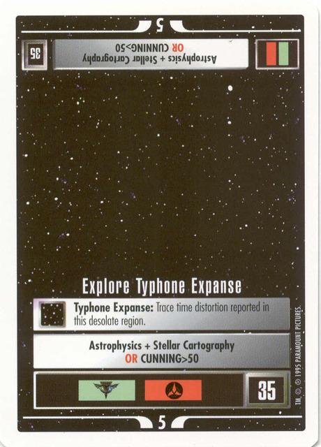 Explore Typhone Expanse [White Border Beta]