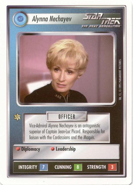 Alynna Nechayev [White Border Beta]