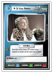 Sir Isaac Newton [White Border Beta]