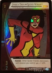 Jessica Drew, Spider-Woman - Venom Blast (EA)