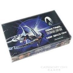 Deep Space Nine Booster Box