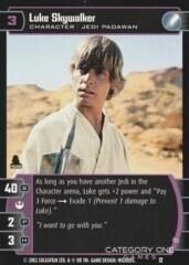 Luke Skywalker (C) Promo